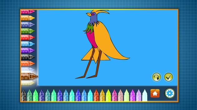 Coloring Book Egypt screenshot 8