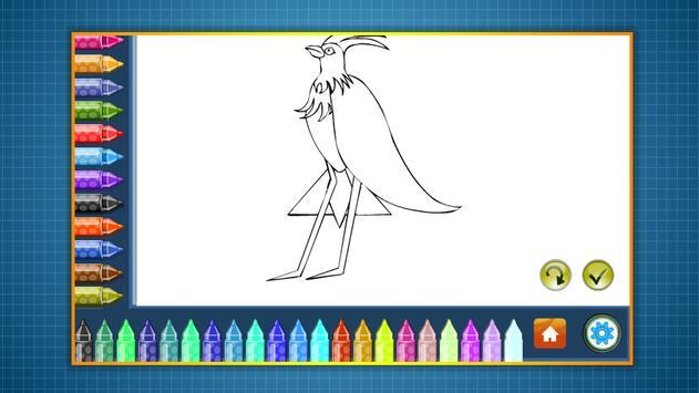 Coloring Book Egypt screenshot 9