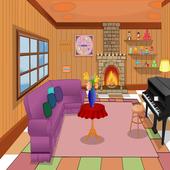 Cottage Wooden House Escape icon