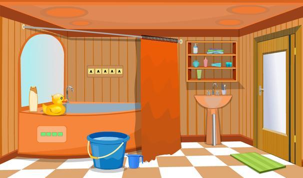Cottage Wooden House Escape apk screenshot