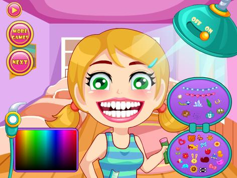 Crazy Dentist Game of Fun 2 apk screenshot