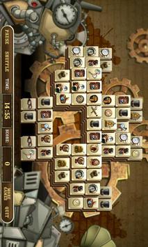 Crazy Inventor Mahjong Free apk screenshot