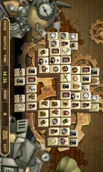 Crazy Inventor Mahjong Free screenshot 1