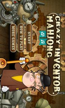 Crazy Inventor Mahjong Free screenshot 2