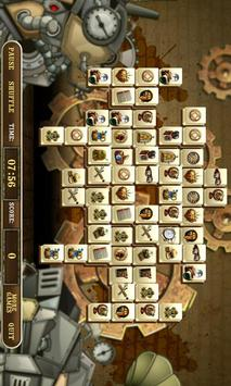 Crazy Inventor Mahjong Free screenshot 3