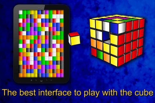 Magic Cube poster