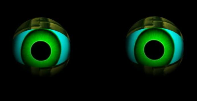 Creepy Eye poster