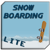 Snow Boarding Lite icon