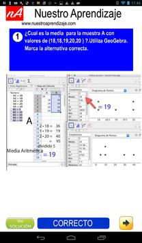 Distinguir muestras con igual media con desviación screenshot 13
