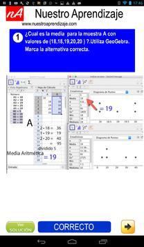 Distinguir muestras con igual media con desviación screenshot 3