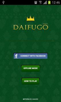 Daifugo (Kings) poster