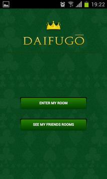 Daifugo (Kings) apk screenshot