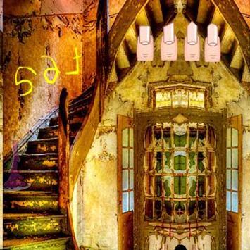 DESERTED HOME ESCAPE poster