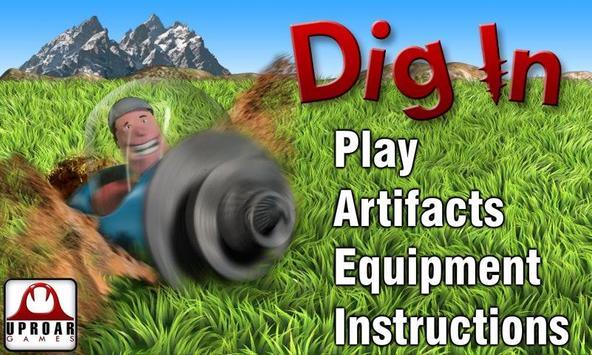 Dig In Jack screenshot 1