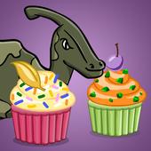 DinoGamez Dino Cakes icon