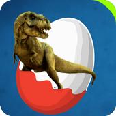 Dinosaurs Park Suprise Eggs icon