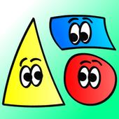 Ditto - Shape Puzzle icon