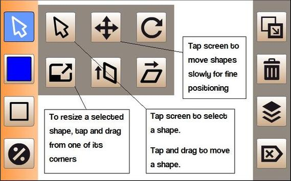 Ditto - Shape Puzzle screenshot 1
