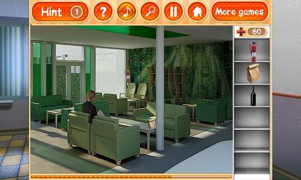 Hidden Doctor Detective Free apk screenshot