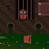 Drainage owl escape icon
