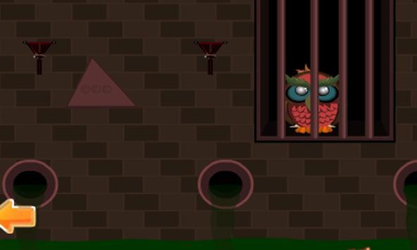 Drainage owl escape poster