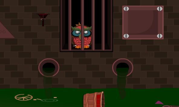 Drainage owl escape apk screenshot