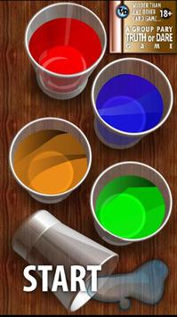 Drunk'n Simon Says Game poster