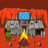 Mission On Mars Alien Rescue icon