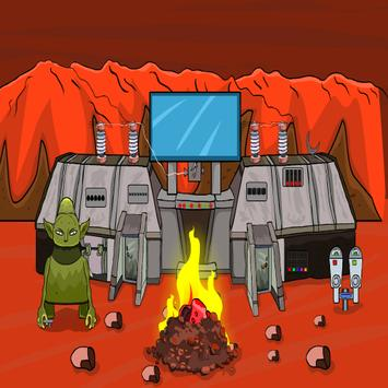 Mission On Mars Alien Rescue screenshot 1