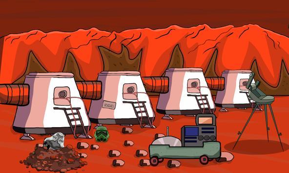 Mission On Mars Alien Rescue screenshot 5