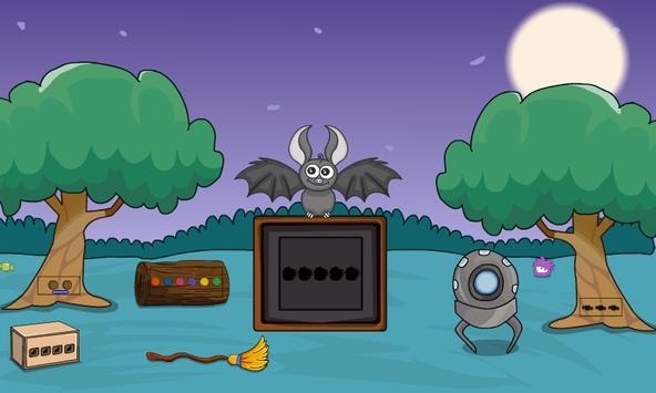 Giant Bat Rescue screenshot 2