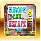 EUROPE CAR ESCAPE 2 icon