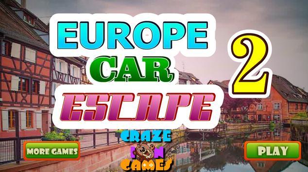 EUROPE CAR ESCAPE 2 screenshot 10