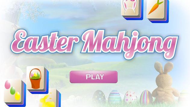 Easter Mahjong poster