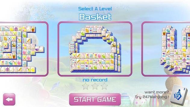 Easter Mahjong screenshot 1