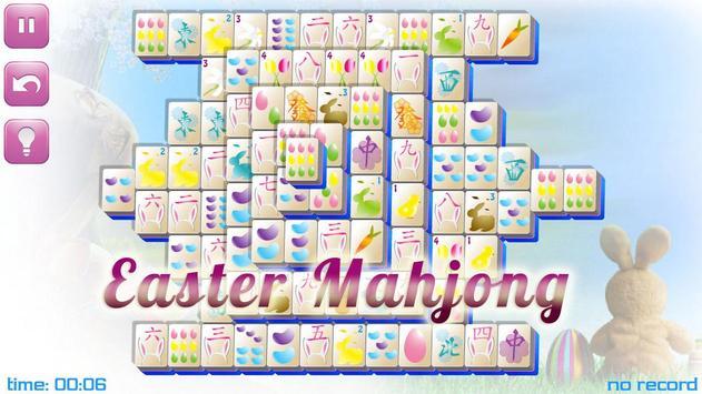 Easter Mahjong screenshot 2