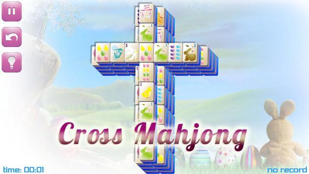 Easter Mahjong screenshot 6
