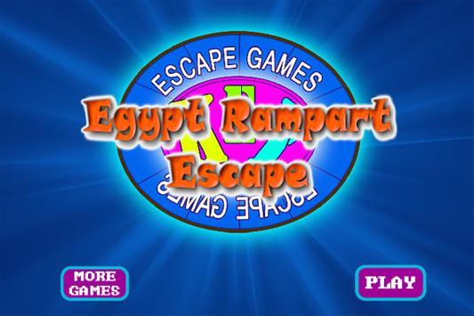 EgyptRampartEscape poster