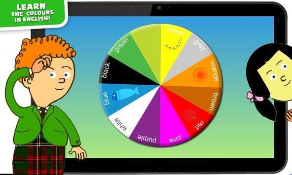English for kids! screenshot 2