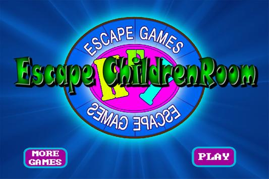 EscapeChildrenRoom poster