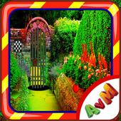 Escape From Zingy Garden icon