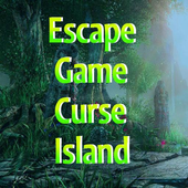 Escape Game Curse Island icon