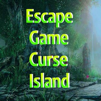 Escape Game Curse Island poster