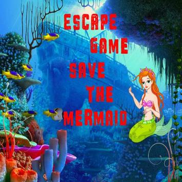 Escape Game Save The Mermaid screenshot 1