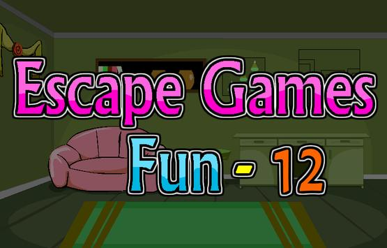 Escape Games Fun-12 poster