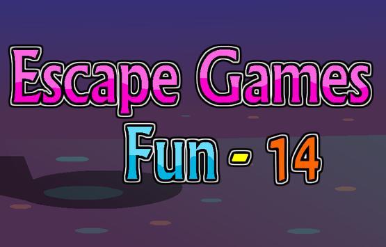 Escape Games Fun-14 poster