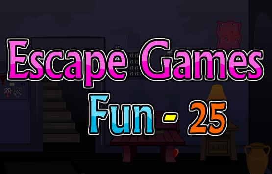 Escape Games Fun-25 poster