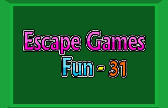 Escape Games Fun-31 poster