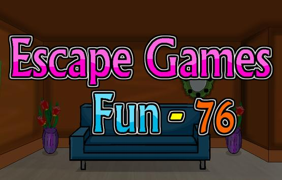 Escape Games Fun-76 poster