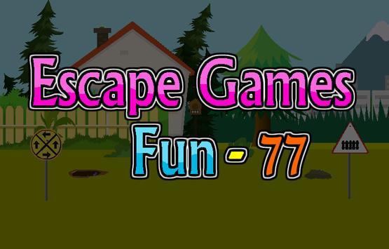 Escape Games Fun-77 poster